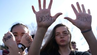 The Most Powerful Photos From Today's Youth-Led Gun Protests