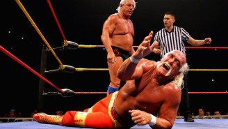 Hulk Hogan Says He's Ready For A WWE Comeback And Has Ric Flair In His Corner