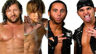 New Japan Pro Wrestling Announced A Dream Match Main Event For Strong Style Evolved
