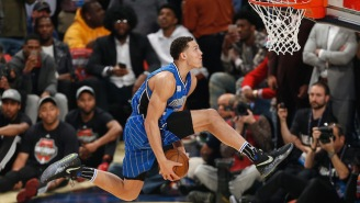 Aaron Gordon Is Out Of The Dunk Contest And Will Be Replaced By Donovan Mitchell