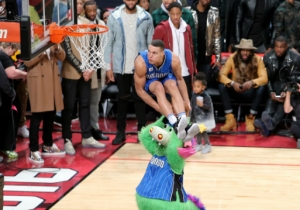 A Loaded Dunk Contest Field Headlines The NBA's All-Star Saturday Night Festivities
