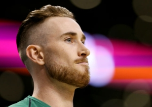 Gordon Hayward Reportedly Has Multiple Sneaker Companies Hoping To Sign Him