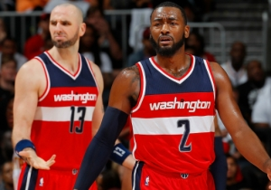 John Wall And Marcin Gortat Held A Meeting To Clear The Air With One Another
