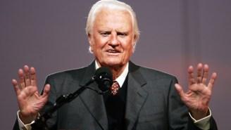 American Evangelist Billy Graham Is Dead At 99