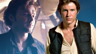 We'll Need To Get Used To The Fact There's A New, Very Different Han Solo