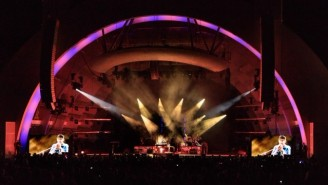 The Hollywood Bowl Wins A Prestigious Award For Live Performance Venues For The 14th Year In A Row