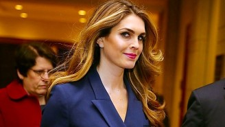 Hope Hicks Will Resign From Her Post As White House Communications Director