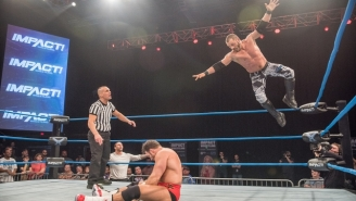 The Aces And Ehs Of Impact Wrestling 2/15/18: Long Day's Journey