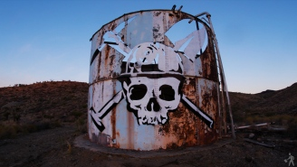 Watch An Art Collective Turn A Toxic Mining Site Into Resistance Art