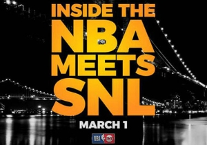 'Inside The NBA' Will Air From The 'Saturday Night Live' Studios On Thursday