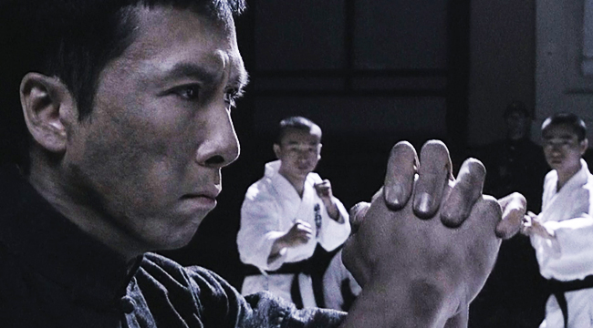 best action movies - Ip Man