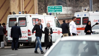 A Passenger Plane Has Crashed In Iran, Killing All 66 People Aboard