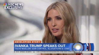 Ivanka Trump Is Open To Arming Teachers With Guns: 'It's An Idea That Needs To Be Discussed'