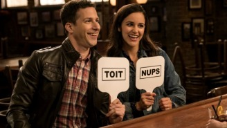 10 Times Jake And Amy Gave Us Relationship Goals On 'Brooklyn Nine-Nine'