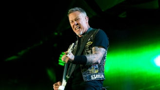 Metallica's James Hetfield Is Playing A No-Nonsense Cop In The Upcoming Ted Bundy Movie