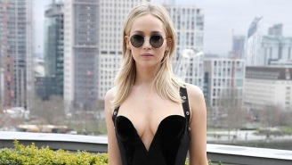 Jennifer Lawrence Calls Out The 'Ridiculous' And 'Sexist' Coverage Of A Dress She Wore