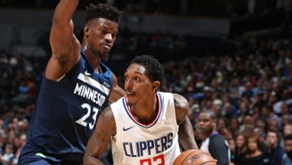 The Clippers Fired Off An Ill-Timed Tweet About Lou Williams Following Jimmy Butler's Injury