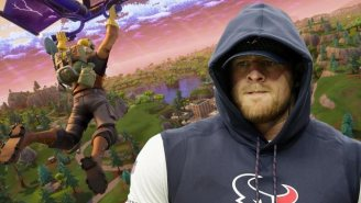 J.J. Watt Wants To Know If His Fans Prefer 'Fortnite' Or 'Player Unknown's Battlegrounds'