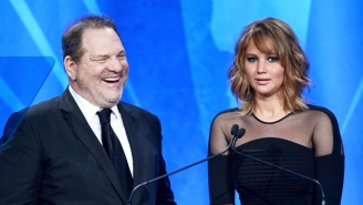 Jennifer Lawrence Slams 'Predator' Harvey Weinstein For Invoking Her Past Praise Of Him In A Lawsuit
