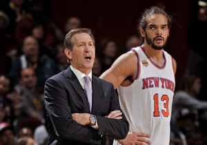 Jeff Hornacek Allegedly Pushed Joakim Noah During Their Altercation