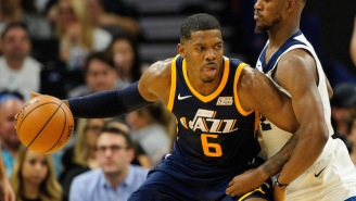 Joe Johnson Is Reportedly 'Angling' To Get Traded By The Jazz