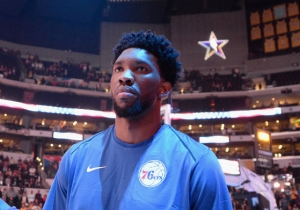 Joel Embiid Thinks His First All-Star Game Proved He 'Can Hang' With The League's Best