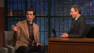 John Mulaney Loves All The Problems With The Rock And Roll Hall Of Fame Induction Ceremony