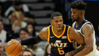 The Warriors And Celtics Are Among The Favorites To Acquire Joe Johnson If He's Bought Out