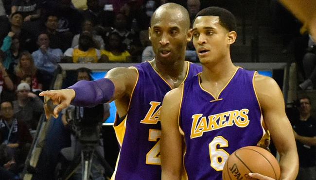 Jordan Clarkson Contrasted Kobe And