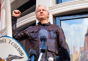 A British Judge Has Upheld Julian Assange's Arrest Warrant After His Latest Attempt To Get It Dropped