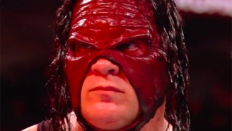 We May Not Be Seeing Kane On WWE Television Again For A While
