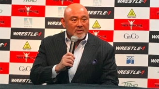The Great Muta May Wrestle His Last Match In Less Than A Month