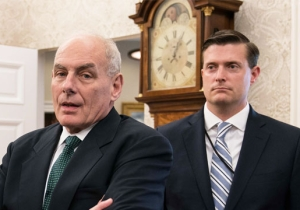 The White House Reportedly Knew About The Rob Porter Domestic Abuse Allegations Months Ago