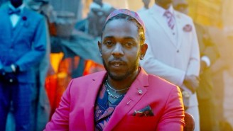 Kendrick Lamar Has Been Accused Of Plagiarizing Another Artist's Work For His 'All The Stars' Video