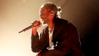Kendrick Lamar Backs Up His Bluster As 'Damn' Is Now His Third Million Selling Album