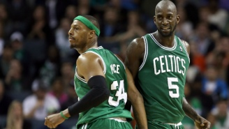 Paul Pierce Claims Kevin Garnett Would Rather Have The Celtics Retire His Jersey Than The Timberwolves