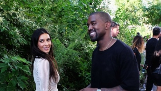 Kanye West and Kim Kardashian Are Going To Be On An Episode Of 'Family Feud'