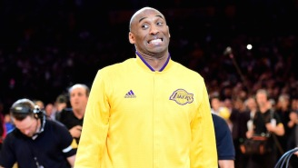 Kobe's Camp Quickly Shut Down The Rumor He's Joining The BIG3 (UPDATED)