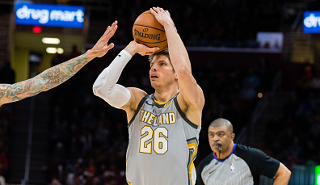 official photos 509f3 75b82 Kyle Korver Wrote An Emotional Piece About NBA Race Relations