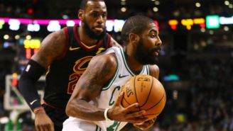 Danny Ainge And Kyrie Irving Are Not Concerned With The Cavs' Active Trade Deadline