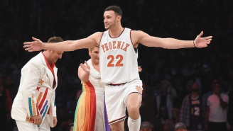 Larry Nance Jr.'s Mom Wanted Him To Move Into The Basement Now That He's Back In Cleveland