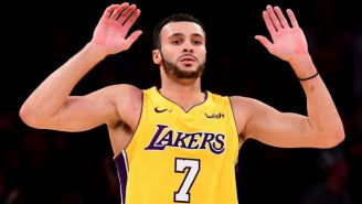 The Lakers Are Willing To Add Larry Nance Into A Potential Jordan Clarkson Trade (UPDATE)