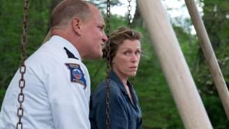 'Three Billboards Outside Ebbing, Missouri' Wins Big At The BAFTAs, So Adjust Your Oscar Odds Accordingly