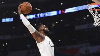 Team LeBron Defeated Team Steph As The NBA All-Star Game Finally Got Competitive