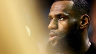 LeBron James Thinks Donald Trump Doesn't 'Give A F*ck About The People'