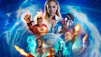 'Legends Of Tomorrow' Leads This Week's Geeky TV