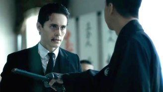 Jared Leto Finds Himself Amongst The Yakuza In The Bloody Trailer For His Netflix Thriller 'The Outsider'