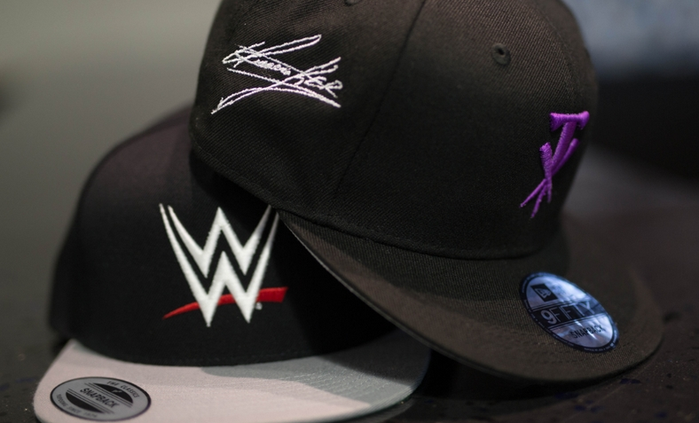 Lids Custom Hats >> Lids And Wwe Are Now Offering Custom Hats