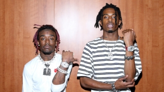 Lil Uzi Vert And Playboi Carti Tease More Collaborative Chemistry On The Bouncy 'Bankroll'