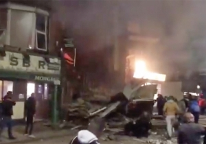 U.K. Police Have Responded To A 'Major Incident' Involving An Explosion In Leicester